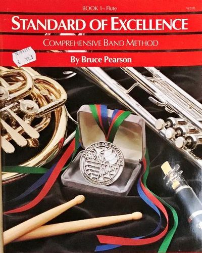 STANDARD OF EXCELLENCE Flauto - Book 1