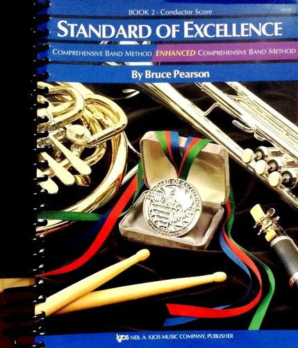 STANDARD OF EXCELLENCE BOOK.2 - CONDUCTOR SCORE
